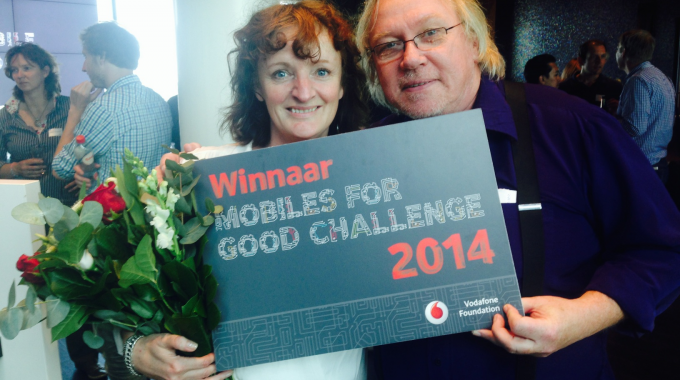 Theaterproducent Homemade (o.a. Afblijven) wint Vodafone Mobiles for Good Ghallenge