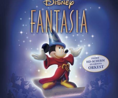 """Primeur voor Disney in Nederland """"Vier Kerst met Fantasia in Concert in de Ziggo Dome"""""""