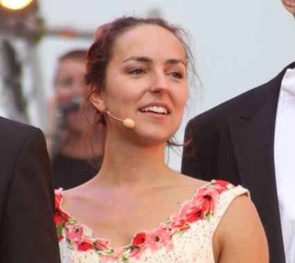 """Sanne Bosman in """"Het meisje met het rode haar"""""""