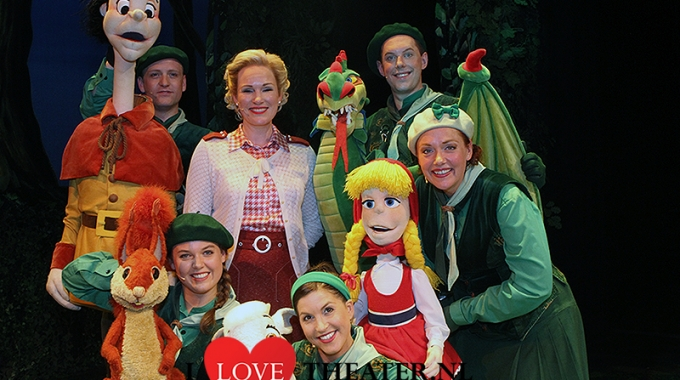Sprookjesboom de Musical: een aanrader voor ieder gezin!