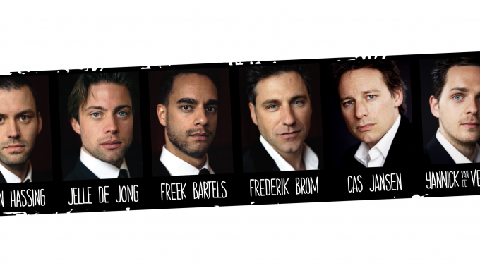 Naast Frederik Brom, Freek Bartels, Beau Schneider, Jelle de Jong en Kevin Hassing nu ook Cas Jansen, Yannick van de Velde en Marisa van Eyle op tournee met The Normal Heart