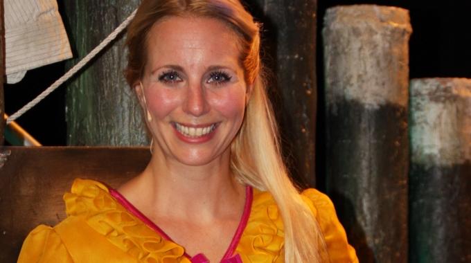 Alexandra Alphenaar speelt Fee in de nieuwe Efteling Musical Pinokkio