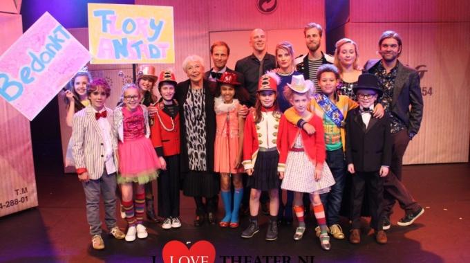 Recensie Waanzinnig Gedroomd: Lachen en huilen met 35 jaar Kinderen voor Kinderen
