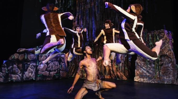 Jungle Book allereerste theatervoorstelling in vernieuwde Zonnehuis