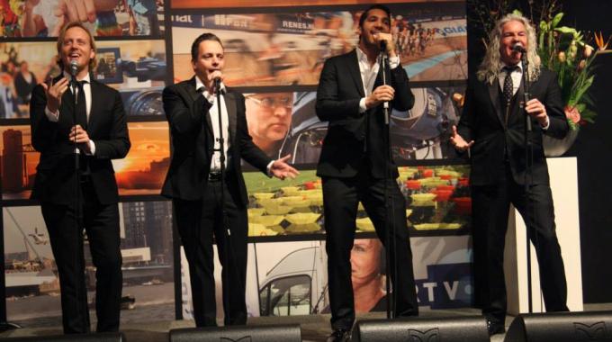 LA The Voices geeft zichzelf bloot met theatertour Dit Zijn Wij