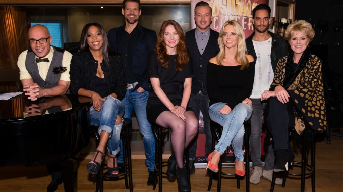 Nederlandse musicalsterren bereiden zich voor op Ziggo Dome debuut met Musicals in Concert