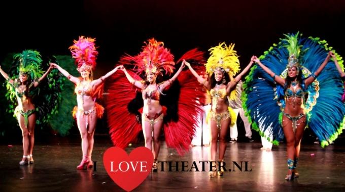 Terra Brasil: Dansen met een verhaal