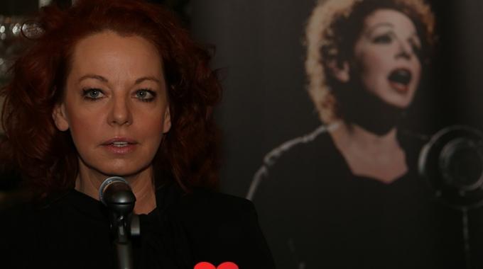 perspresentatie – Piaf, de Musical' – Fotoreportage