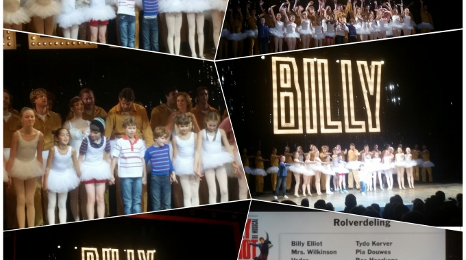 Recensie : Billy Elliot: Focking Abnormaal goed!
