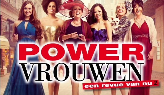 Powervrouwen terug in het theater!