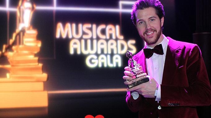Fotoreportage: Musical Awards 2015