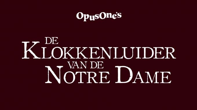 Theaterproducent OpusOne brengt familiemusical De Klokkenluider van de Notre Dame