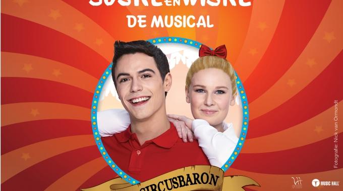 Suske en Wiske De Musical – De Circusbaron