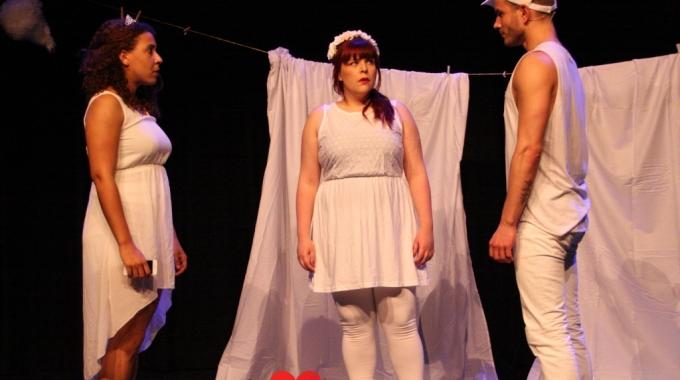 """""""Atalanta"""" Griekse mythe met veel humor – FotoReportage"""