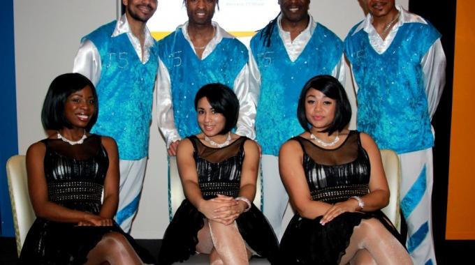 Laatste show The Magic of Motown – FotoReportage