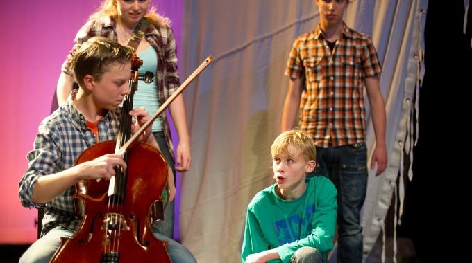 MusicalCamp levert talent aan alle musicals.