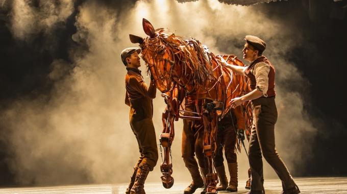 War Horse neemt afscheid van Nederland