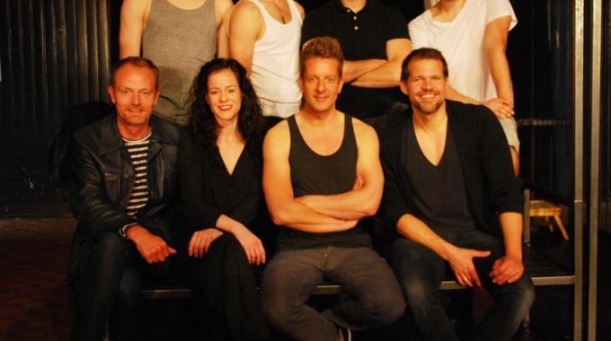 Cast van Kiss of the spiderwoman is klaar om publiek te vangen in muzikaal web…