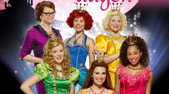 De ultieme kans om een echte prinses te zijn… Bij de fandagen van Prinsessia!