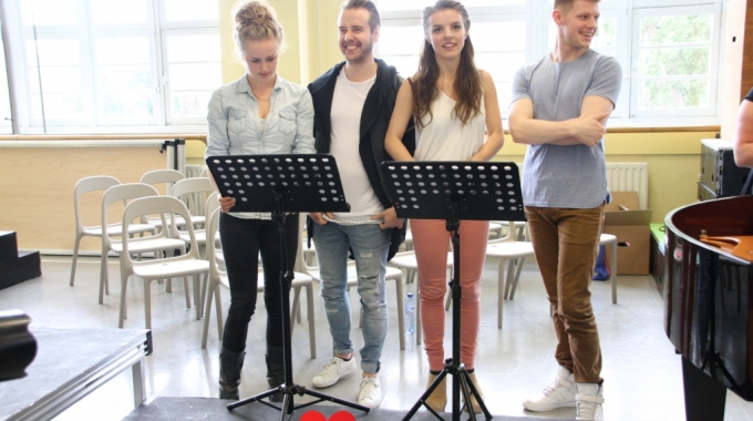 De Brug MusicalTheater geeft workshops aan Musicalcamp