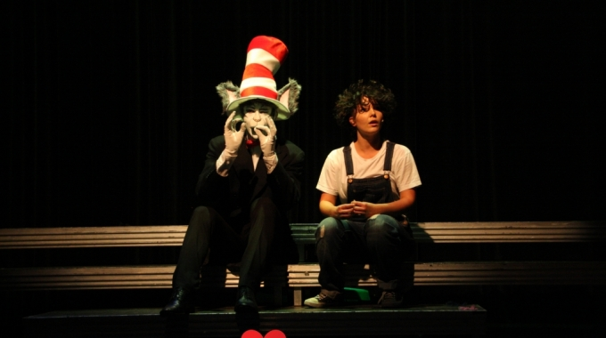 Seussical de Musical DAPA 1e jaars 2015 – FotoReportage