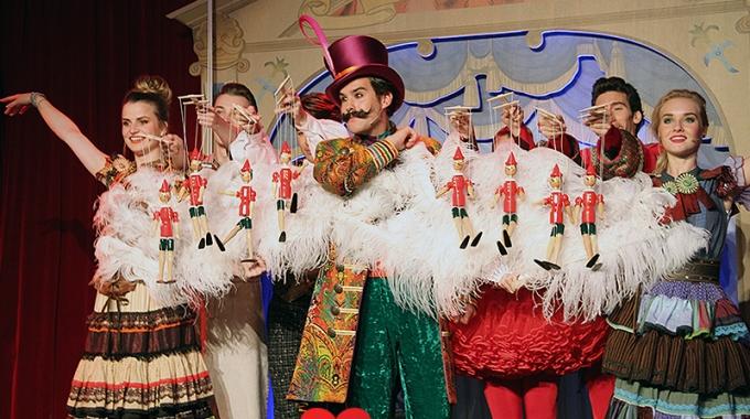 Fotoreportage: Pinokkio's Restaurant