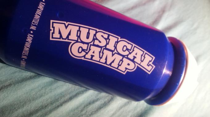 Musicalcamp een hele leuke en leerzame ervaring.