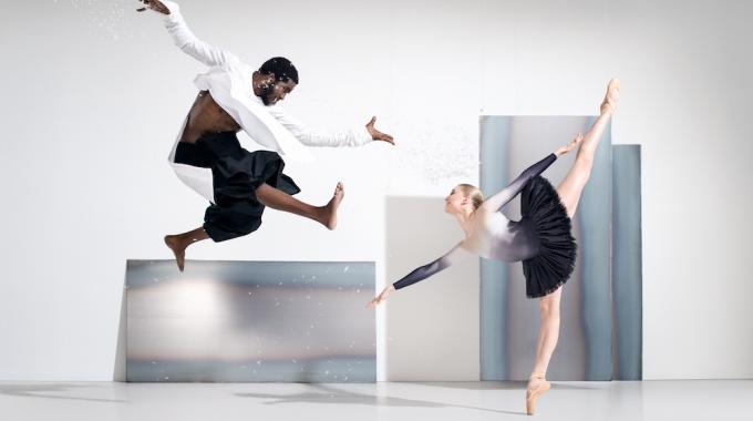 ISH en Het Nationale Ballet presenteren Narnia: De leeuw, de heks en de kleerkast.