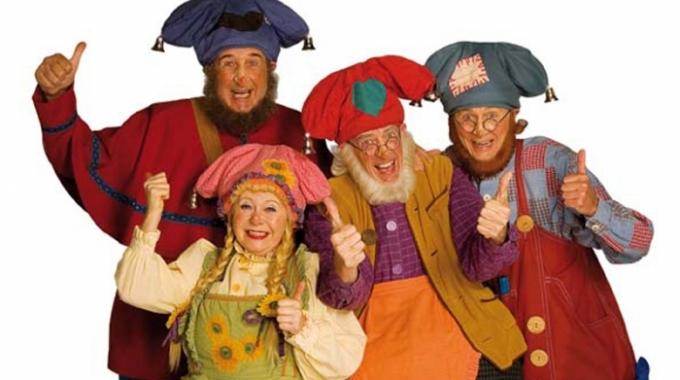 Plop en zijn vriendjes met nieuwe show in Nederlandse theaters!