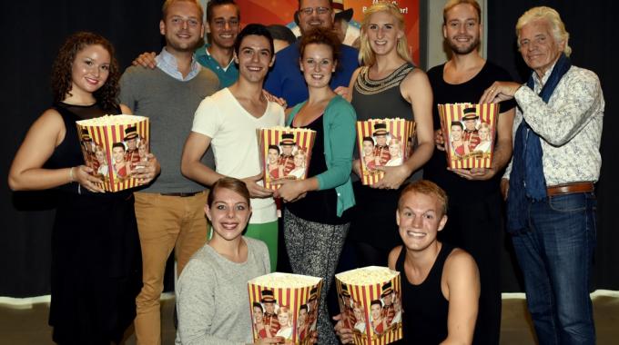 Open repetitie Suske en Wiske De Musical –De Circusbaron