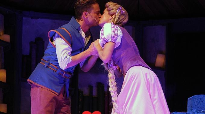 Première Rapunzel De Musical – Fotoreportage