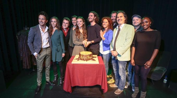 Lancering Originele Castalbum en Presentatie van de voorstelling Robin Hood