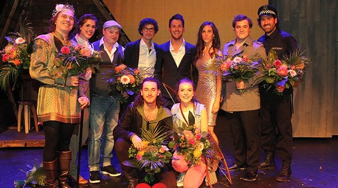 Robin Hood; een musical vol spanning en avontuur