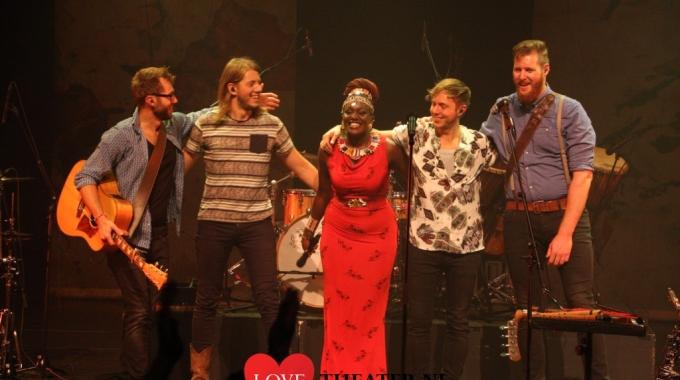 Trinity succesvol in première in Zoetermeer