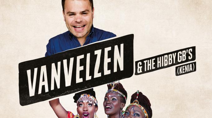 VanVelzen brengt swingende theatershow met Keniaanse zangeressen
