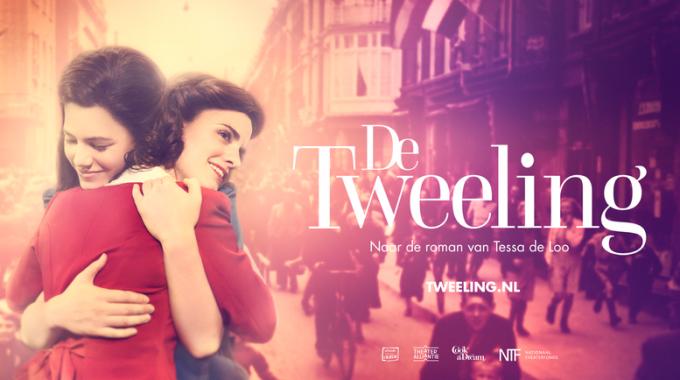 Making of 'De Tweeling' in première