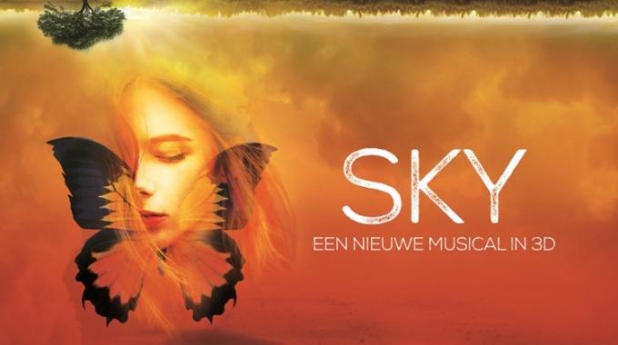 Making of SKY de musical morgen te zien op SBS6
