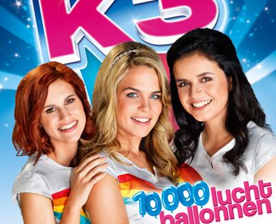 Vanaf vandaag kun je de eerste single van K3 downloaden!