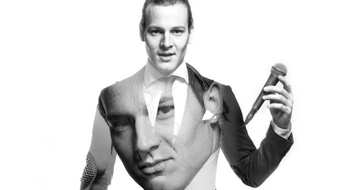 Guido Spek brengt persoonlijk concert in DeLaMar Theater  Guido Spek Zingt Sinatra, Sondheim, Stevie, Simone, Spek e.a.