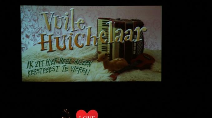 Vuile Huichelaar; Heerlijk meezing feestje voor kerst