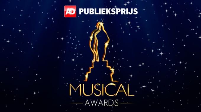 Genomineerden publieksprijs beste musical bekend