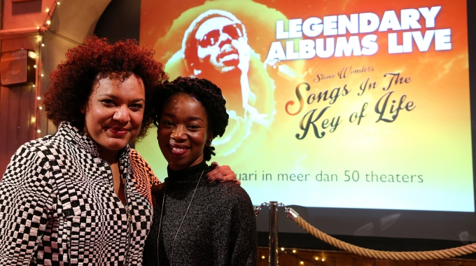 Legendary Albums Live – Songs in the Key of Life