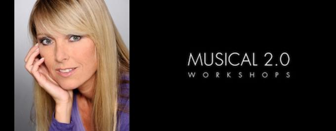 Joke de Kruijf luidt nieuwe serie Musical 2.0 workshops in