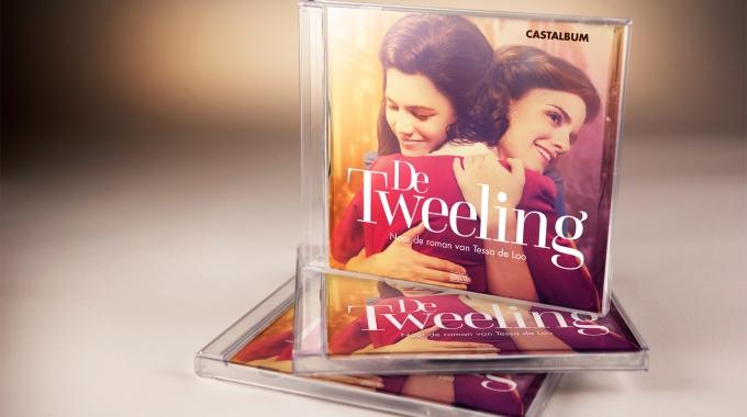 Castalbum musical De Tweeling komt binnen in iTunes Album Top10