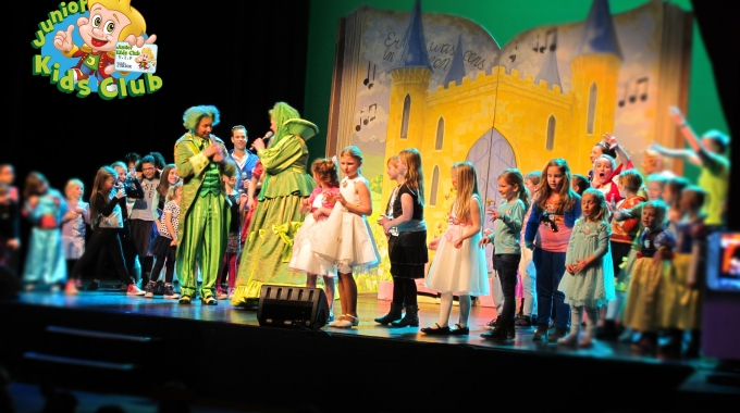 Kinderen stralen op eerste Junior Sing-along van Van Hoorne Entertainment