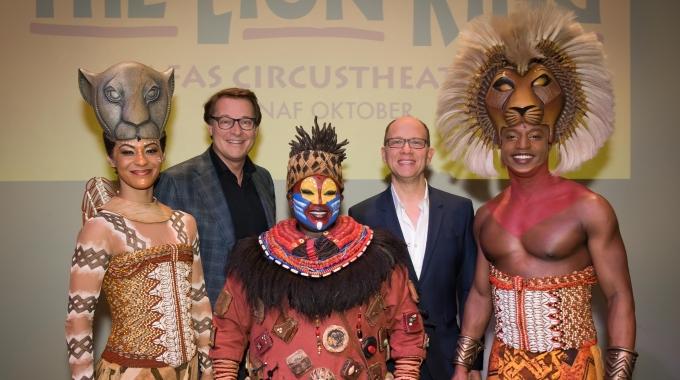 Disney's The Lion King komt naar Nederland