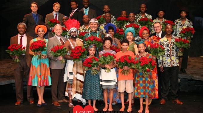 Première Amandla Mandela – FotoReportage