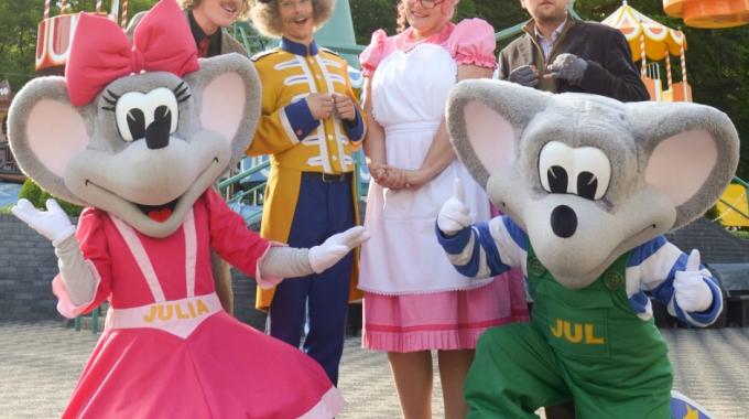 Nieuwe afleveringen Jul & Julia