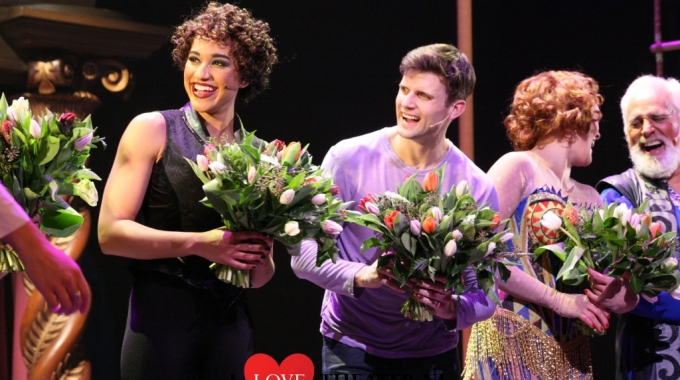 Pippin, Broadway in Amsterdam