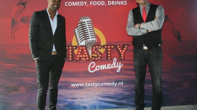 Pers presentatie Tasty Comedy – FotoReportage